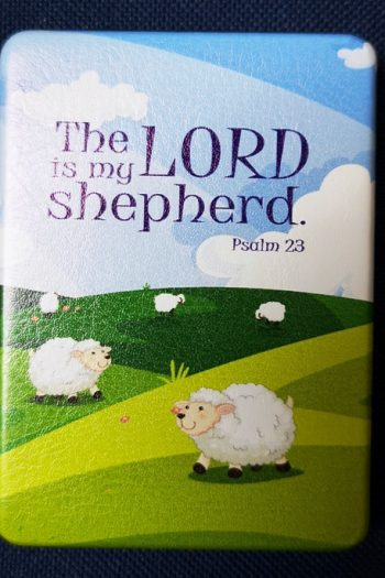 COMPACT MIRROR: THE LORD IS MY SHEPHERD